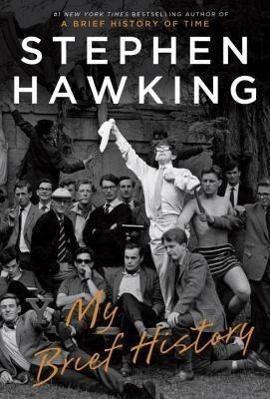 My Brief History, Stephen Hawking