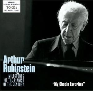 My Chopin Favorites, Frédéric Chopin