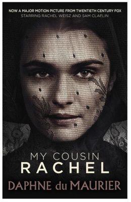 My Cousin Rachel, Film Tie-In, Daphne Du Maurier