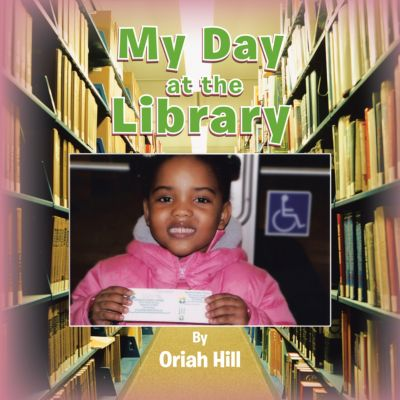 My Day at the Library, Oriah Hill