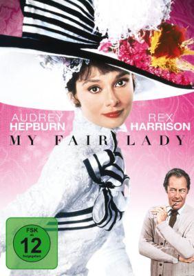 My Fair Lady, Jeremy Brett, Gladys Cooper, Rex Harrison