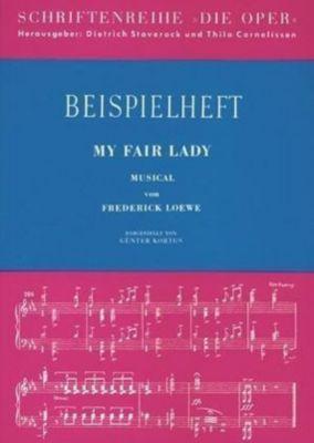 My Fair Lady, Beispielheft, Frederic Loewe