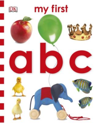 My First Board Book: ABC