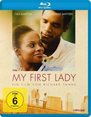 My First Lady (Blu-Ray), Richard Tanne
