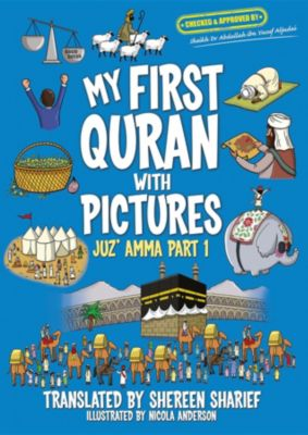 My First Quran With Pictures, Shereen Sharief