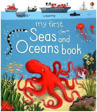 My First Seas and Oceans Book, Matthew Oldham