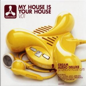 My House Is Your House Vol. 1, Diverse Interpreten