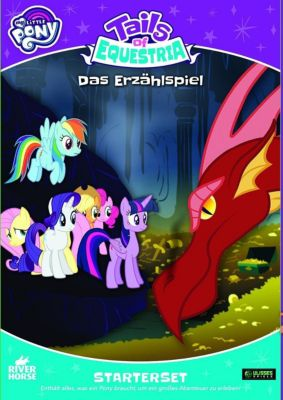 My Little Pony - Tails of Equestria: Starterset (Kinderspiel) - Alessio Cavatore |