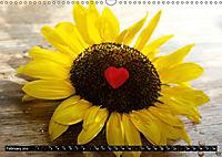 My love for sunflowers (Wall Calendar 2019 DIN A3 Landscape) - Produktdetailbild 2