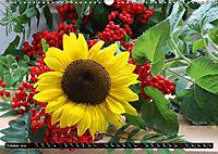 My love for sunflowers (Wall Calendar 2019 DIN A3 Landscape) - Produktdetailbild 10