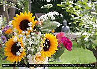 My love for sunflowers (Wall Calendar 2019 DIN A3 Landscape) - Produktdetailbild 5
