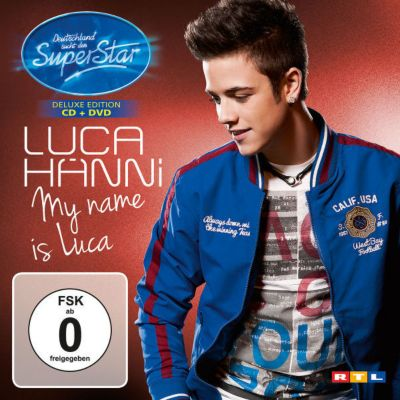 My Name Is Luca (DSDS Sieger Album - Limited Deluxe Edition), Luca Hänni