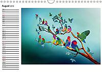 My Parrots (Wall Calendar 2019 DIN A4 Landscape) - Produktdetailbild 8