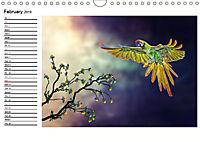 My Parrots (Wall Calendar 2019 DIN A4 Landscape) - Produktdetailbild 2