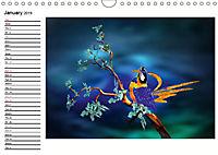 My Parrots (Wall Calendar 2019 DIN A4 Landscape) - Produktdetailbild 1