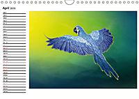 My Parrots (Wall Calendar 2019 DIN A4 Landscape) - Produktdetailbild 4