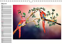 My Parrots (Wall Calendar 2019 DIN A4 Landscape) - Produktdetailbild 7