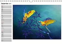 My Parrots (Wall Calendar 2019 DIN A4 Landscape) - Produktdetailbild 9