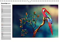My Parrots (Wall Calendar 2019 DIN A4 Landscape) - Produktdetailbild 11