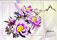 My peonies (Wall Calendar 2019 DIN A3 Landscape) - Produktdetailbild 1
