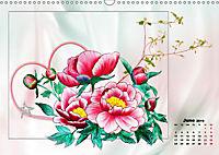 My peonies (Wall Calendar 2019 DIN A3 Landscape) - Produktdetailbild 6