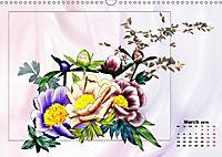 My peonies (Wall Calendar 2019 DIN A3 Landscape) - Produktdetailbild 3