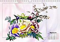 My peonies (Wall Calendar 2019 DIN A4 Landscape) - Produktdetailbild 3