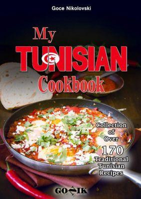 My Tunisian Cookbook, Goce Nikolovski