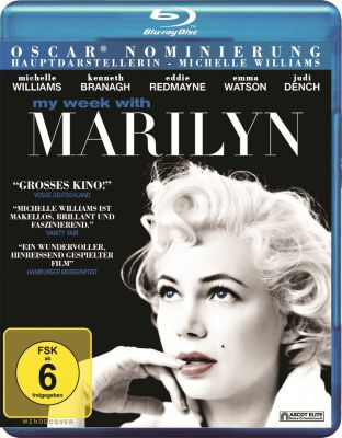 My Week with Marilyn, Adrian Hodges