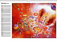 My wildflower Art (Wall Calendar 2019 DIN A3 Landscape) - Produktdetailbild 2