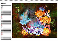 My wildflower Art (Wall Calendar 2019 DIN A3 Landscape) - Produktdetailbild 5