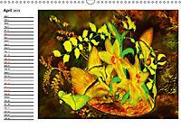 My wildflower Art (Wall Calendar 2019 DIN A3 Landscape) - Produktdetailbild 4