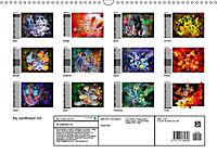 My wildflower Art (Wall Calendar 2019 DIN A3 Landscape) - Produktdetailbild 13