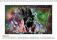 My wildflower Art (Wall Calendar 2019 DIN A4 Landscape) - Produktdetailbild 3