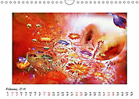 My wildflower Art (Wall Calendar 2019 DIN A4 Landscape) - Produktdetailbild 2
