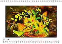 My wildflower Art (Wall Calendar 2019 DIN A4 Landscape) - Produktdetailbild 4