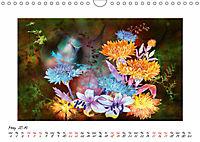 My wildflower Art (Wall Calendar 2019 DIN A4 Landscape) - Produktdetailbild 5