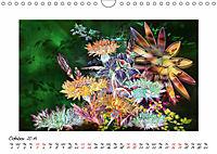 My wildflower Art (Wall Calendar 2019 DIN A4 Landscape) - Produktdetailbild 10