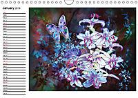 My wildflower Art (Wall Calendar 2019 DIN A4 Landscape) - Produktdetailbild 1