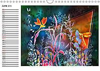 My wildflower Art (Wall Calendar 2019 DIN A4 Landscape) - Produktdetailbild 6