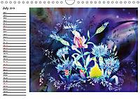My wildflower Art (Wall Calendar 2019 DIN A4 Landscape) - Produktdetailbild 7