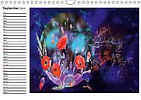 My wildflower Art (Wall Calendar 2019 DIN A4 Landscape) - Produktdetailbild 9