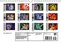 My wildflower Art (Wall Calendar 2019 DIN A4 Landscape) - Produktdetailbild 13