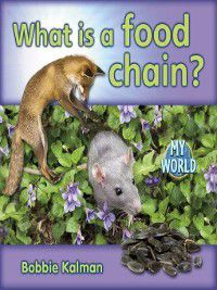 My World: What Is a Food Chain?, Bobbie Kalman