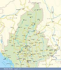 Myanmar - Produktdetailbild 1