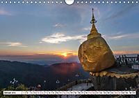 Myanmar, das goldene Land des lächelnden Buddhas (Wandkalender 2019 DIN A4 quer) - Produktdetailbild 1