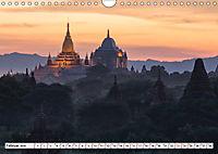 Myanmar, das goldene Land des lächelnden Buddhas (Wandkalender 2019 DIN A4 quer) - Produktdetailbild 2
