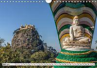 Myanmar, das goldene Land des lächelnden Buddhas (Wandkalender 2019 DIN A4 quer) - Produktdetailbild 3