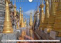 Myanmar, das goldene Land des lächelnden Buddhas (Wandkalender 2019 DIN A4 quer) - Produktdetailbild 9