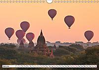 Myanmar, das goldene Land des lächelnden Buddhas (Wandkalender 2019 DIN A4 quer) - Produktdetailbild 6